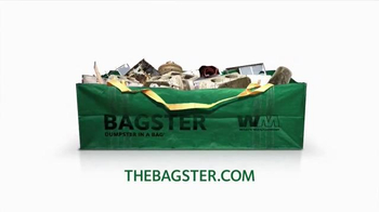 Waste Management Bagster TV Spot, 'Home Improvement Project' - Thumbnail 7