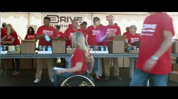 AARP Services, Inc. TV Spot, 'Feed the Hungry' - 561 commercial airings