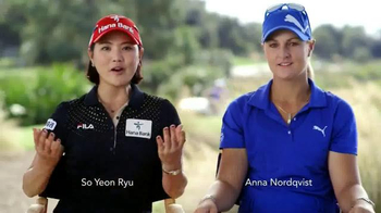 LPGA TV Spot, 'Languages' Featuring So Yeon Ryu and Anna Nordqvist