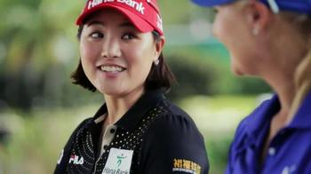 LPGA TV Spot, 'Languages' Featuring So Yeon Ryu and Anna Nordqvist - Thumbnail 5