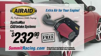 Summit Racing Equipment TV Spot, 'The Fire to Drive'