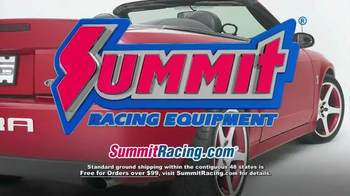 Summit Racing Equipment TV Spot, 'The Fire to Drive' - Thumbnail 10