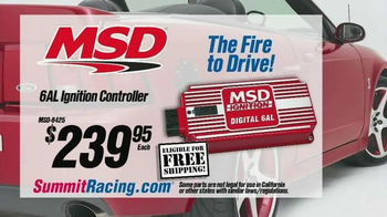 Summit Racing Equipment TV Spot, 'The Fire to Drive' - Thumbnail 3