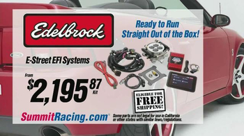 Summit Racing Equipment TV Spot, 'The Fire to Drive' - Thumbnail 7