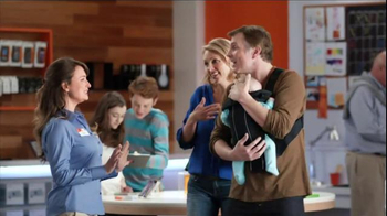 AT&T TV Spot, 'Sleeping Baby' - 6597 commercial airings