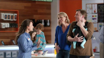 AT&T TV Spot, 'Sleeping Baby' - Thumbnail 8
