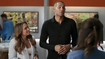 AT&T TV Spot, 'Slam Dunk' Featuring Grant Hill - Thumbnail 7