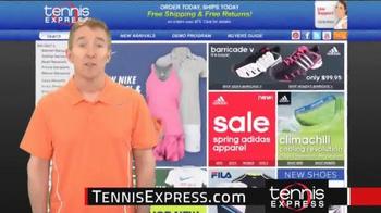 Tennis Express TV Spot, 'Nike' - Thumbnail 6