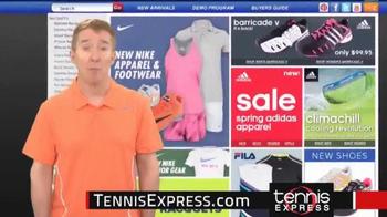 Tennis Express TV Spot, 'Nike' - Thumbnail 7