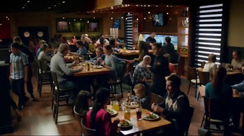 Outback Steakhouse Wood-Fire Grill 3-Course Meal TV Spot - Thumbnail 1