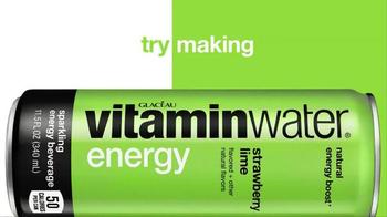 Vitaminwater TV Spot, 'Try' - Thumbnail 8