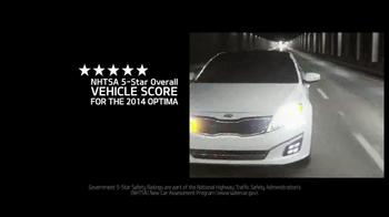 2014 Kia Optima LX TV Spot, 'No-Brainer' - Thumbnail 5