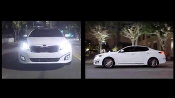 2014 Kia Optima LX TV Spot, 'No-Brainer' - Thumbnail 8