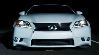 Lexus GS TV Spot, 'Hypnotize' - Thumbnail 7