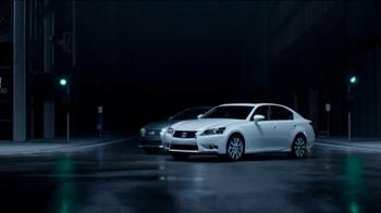 Lexus GS TV Spot, 'Hypnotize' - Thumbnail 9