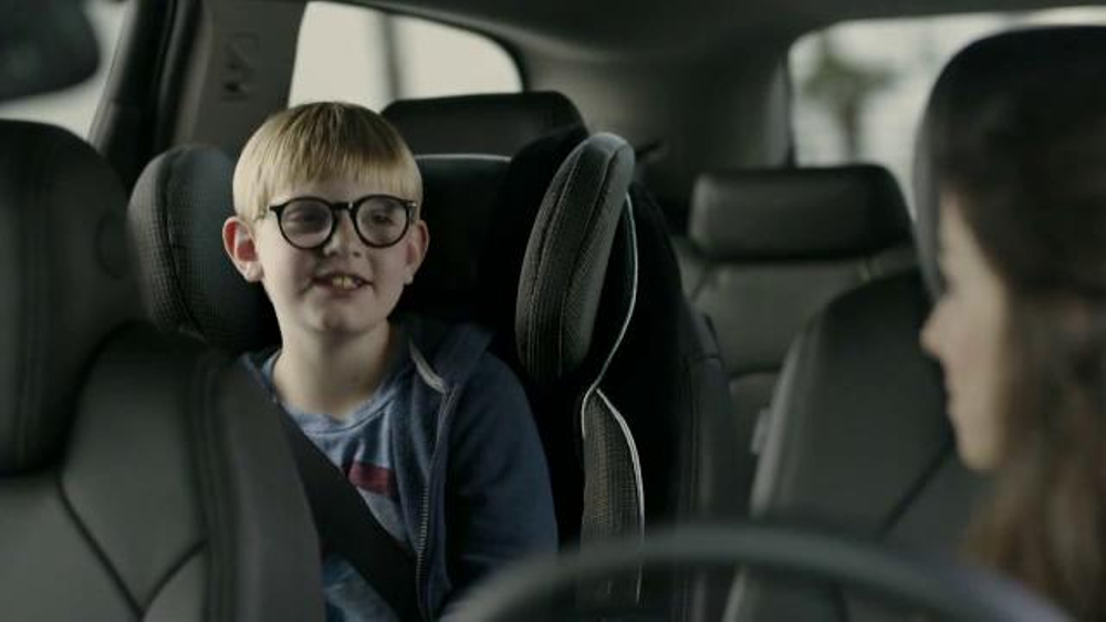 2014 Chevrolet Traverse TV Commercial, 'Captain America ...
