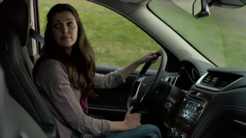 2014 Chevrolet Traverse TV Spot, 'Captain America' - Thumbnail 7