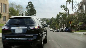 2014 Chevrolet Traverse TV Spot, 'Captain America' - Thumbnail 9