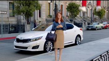 2014 Kia Optima TV Spot, 'Drop in to Say Thank You' Featuring Blake Griffin - Thumbnail 6