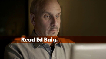 USA Today TV Spot, 'Ed Baig'