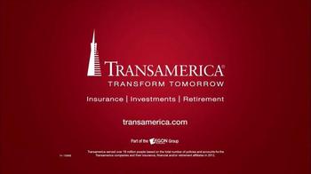 Transamerica TV Spot, 'Making Retirement Real Now' - Thumbnail 9
