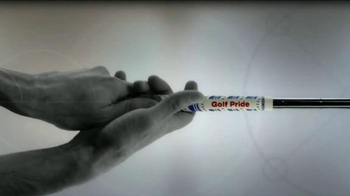Golf Pride Decade MultiCompound Grips TV Spot, 'Grip Golf Pride'