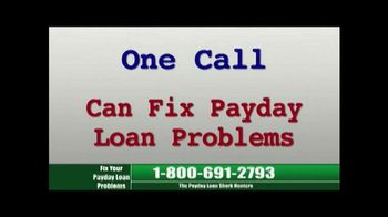 Payday Loans TV Spot, 'Loan Shark Victim'