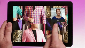 Amazon Kindle Fire HDX TV Spot, 'March Madness Wardrobe' - 16 commercial airings