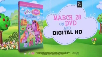 Lalaloopsy Ponies: The Big Show DVD TV Spot
