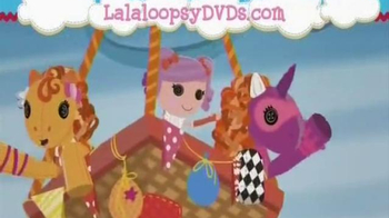 Lalaloopsy Ponies: The Big Show DVD TV Spot - Thumbnail 1