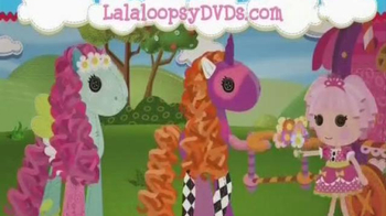 Lalaloopsy Ponies: The Big Show DVD TV Spot - Thumbnail 2