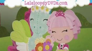 Lalaloopsy Ponies: The Big Show DVD TV Spot - Thumbnail 3