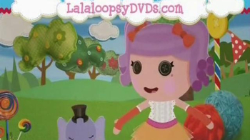 Lalaloopsy Ponies: The Big Show DVD TV Spot - Thumbnail 4