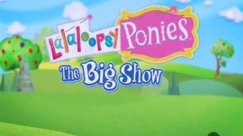 Lalaloopsy Ponies: The Big Show DVD TV Spot - Thumbnail 5