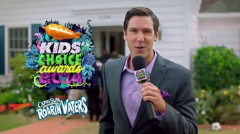 Capri Sun TV Spot, 'Kids' Choice Awards' - Thumbnail 5