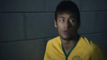 Nike TV Spot, 'Risk Everything' Feat. Cristiano Ronaldo, Boneco Neymar, Jr. - Thumbnail 9