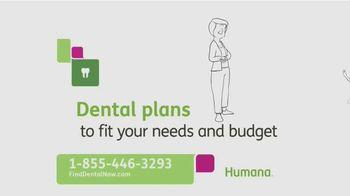 Humana Dental Plans TV Spot, 'Find Dental'