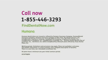 Humana Dental Plans TV Spot, 'Find Dental' - Thumbnail 9