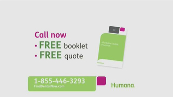 Humana Dental Plans TV Spot, 'Find Dental' - Thumbnail 4