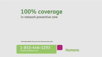 Humana Dental Plans TV Spot, 'Find Dental' - Thumbnail 5