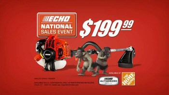 Echo National Sales Event TV Spot - Thumbnail 9