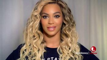 Lifetime Channel TV Spot, 'Ban Bossy' Featuring Jennifer Garner, Beyonce - Thumbnail 10