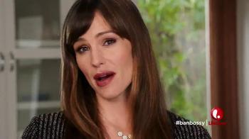 Lifetime Channel TV Spot, 'Ban Bossy' Featuring Jennifer Garner, Beyonce - Thumbnail 2