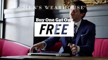 Men's Wearhouse Blueprint for Spring TV Spot - 50 commercial airings