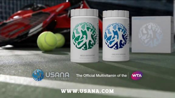 Usana TV Spot, 'A Perfect Match' - Thumbnail 10