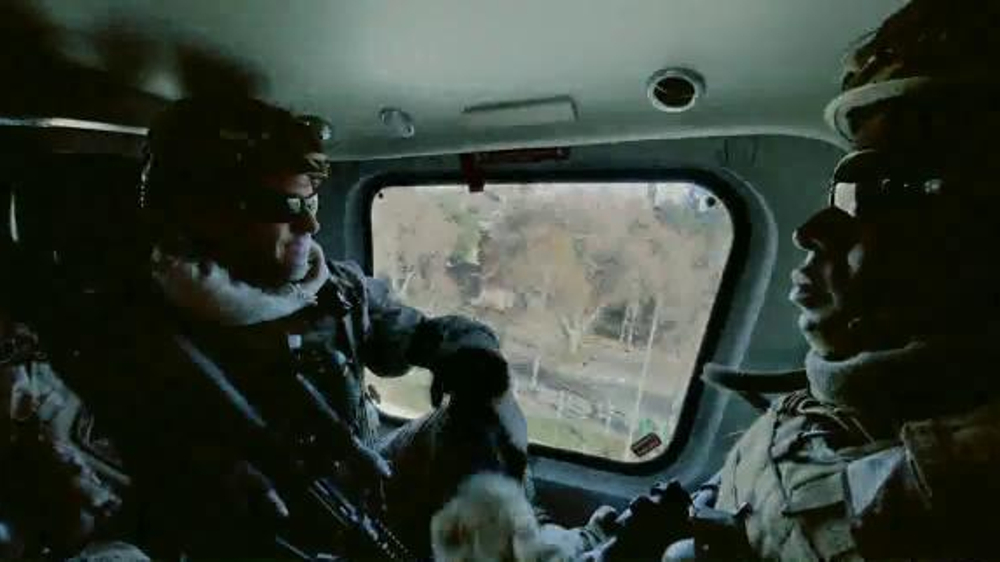 Behind Enemy Lines: Seal Team 8 Blu-ray, DVD TV Commercial - Video