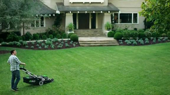 EGO Power+ 56V Lithium-ion Mower TV Spot, 'Sound Effects'