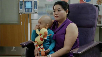 St. Jude Children's Research Hospital TV Spot, 'Because of You' - Thumbnail 7