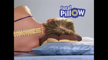 Total Pillow TV Spot