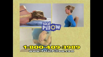Total Pillow TV Spot - Thumbnail 6